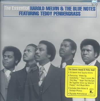 ESSENTIAL HAROLD MELVIN & THE BLU BY MELVIN,HAROLD (CD)